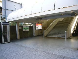 JR住吉駅