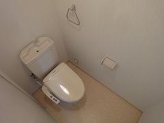 灘ハイツ201号トイレ