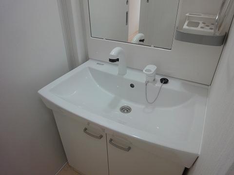 灘ハイツ201号洗面台