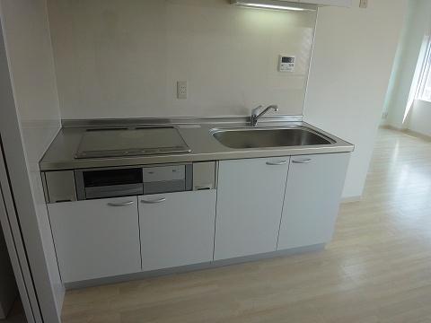 灘ハイツ201号システムキッチン