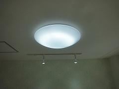 灘ハイツ201号照明
